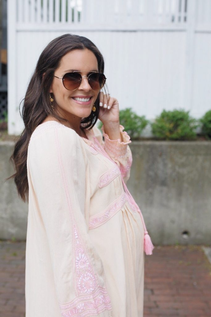 maternity style in free people