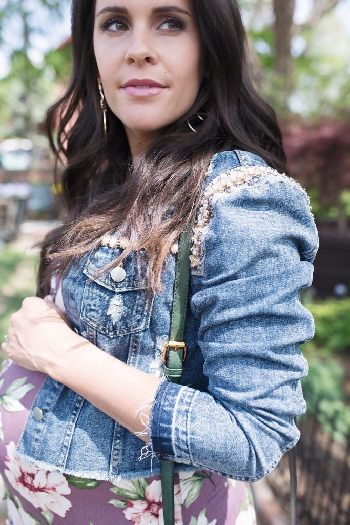 rachel roy denim jacket