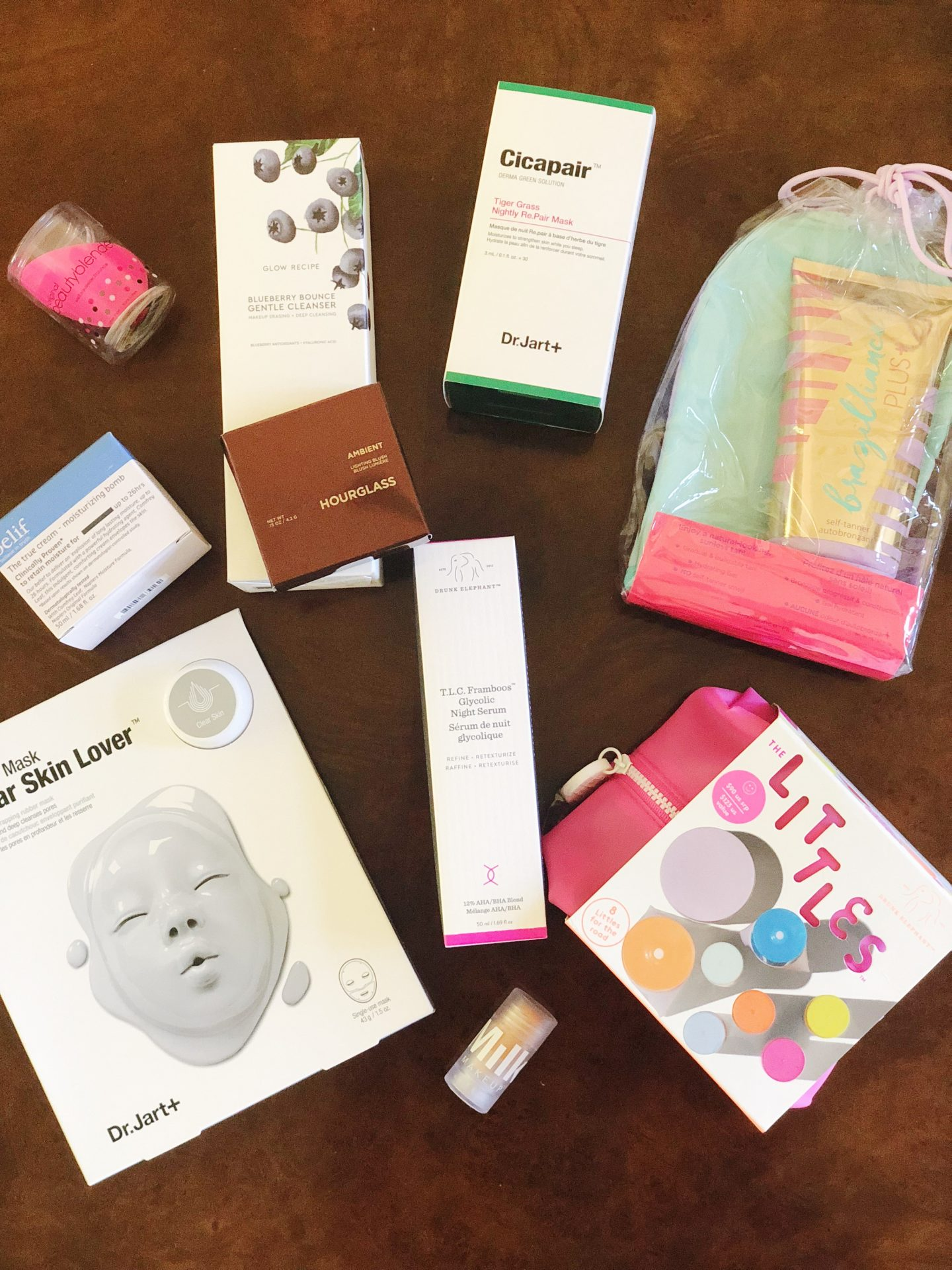 sephora beauty haul