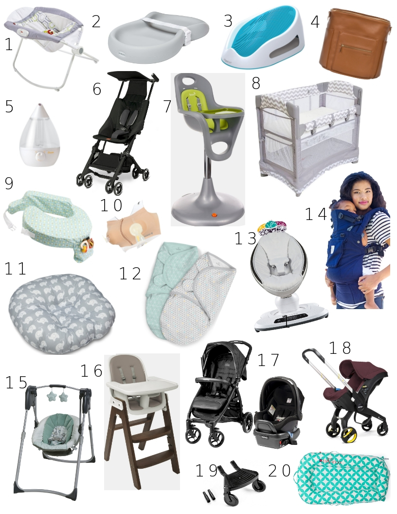 top baby products 2018