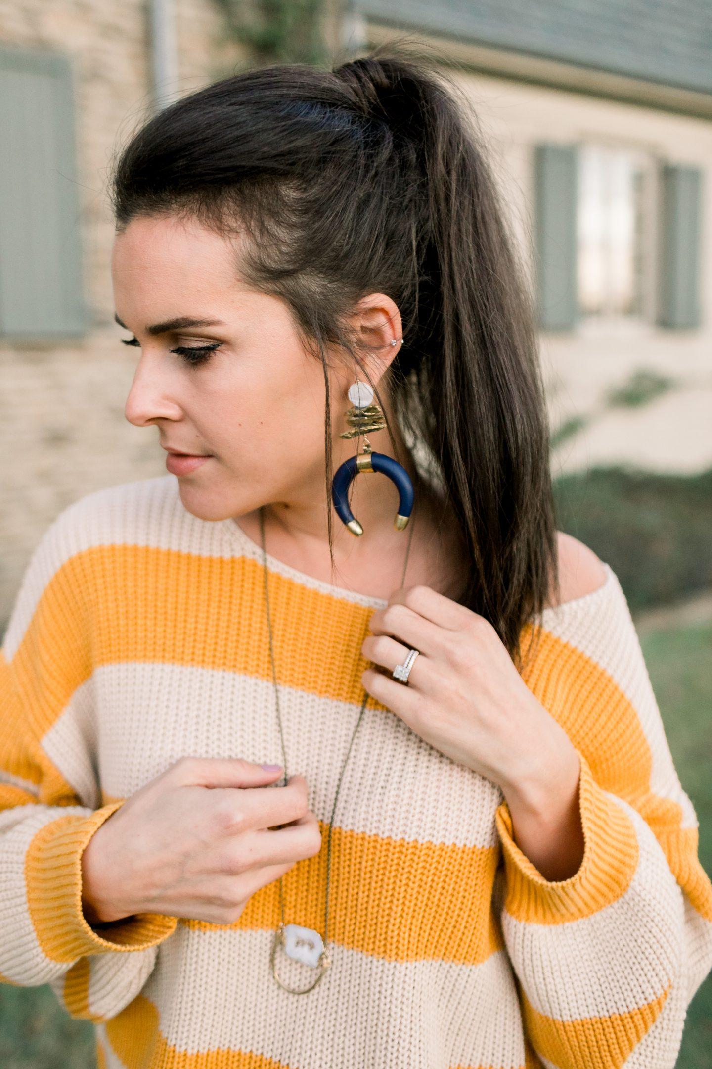 urban hardware earrings