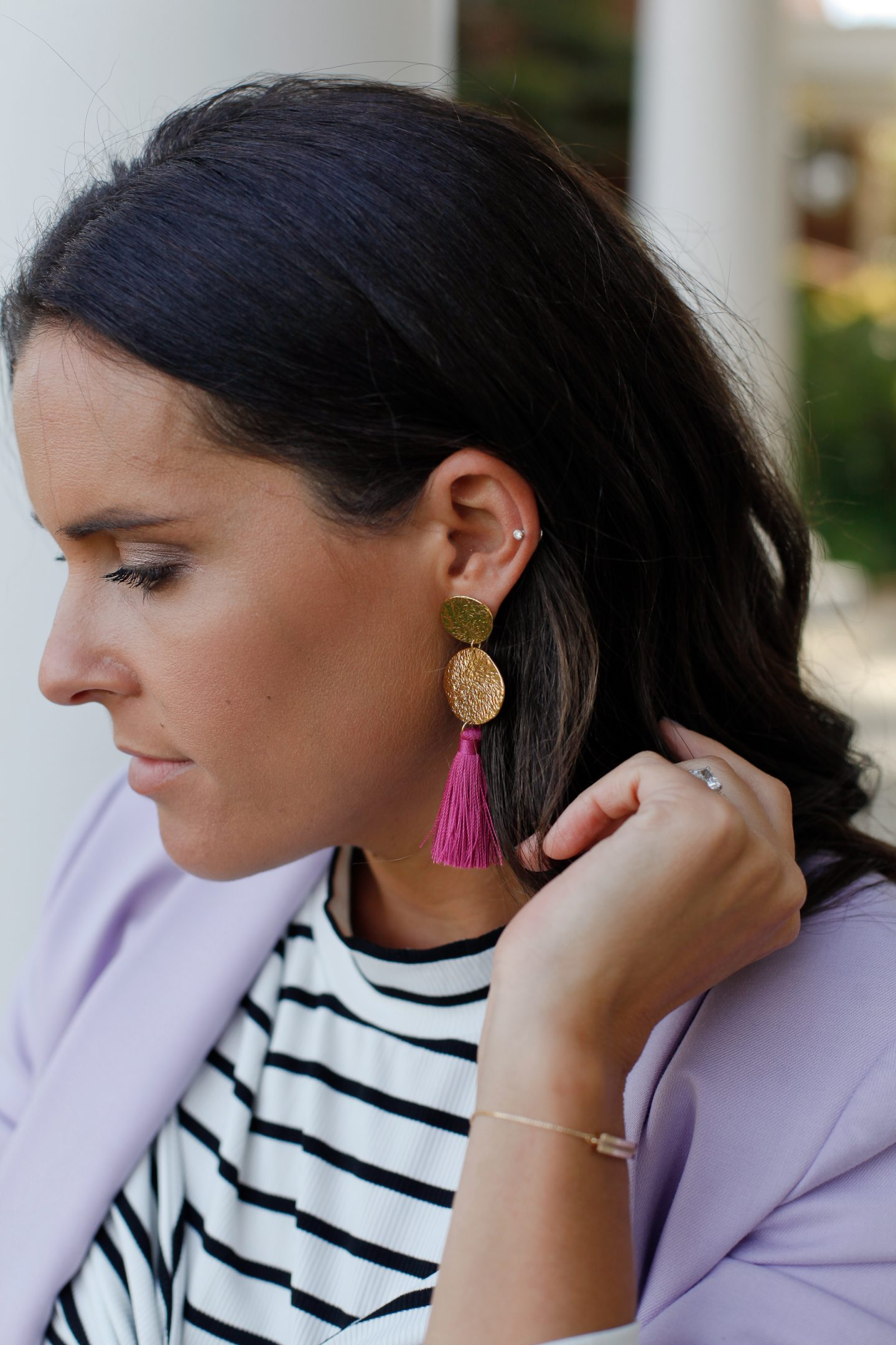 gorjana earrings