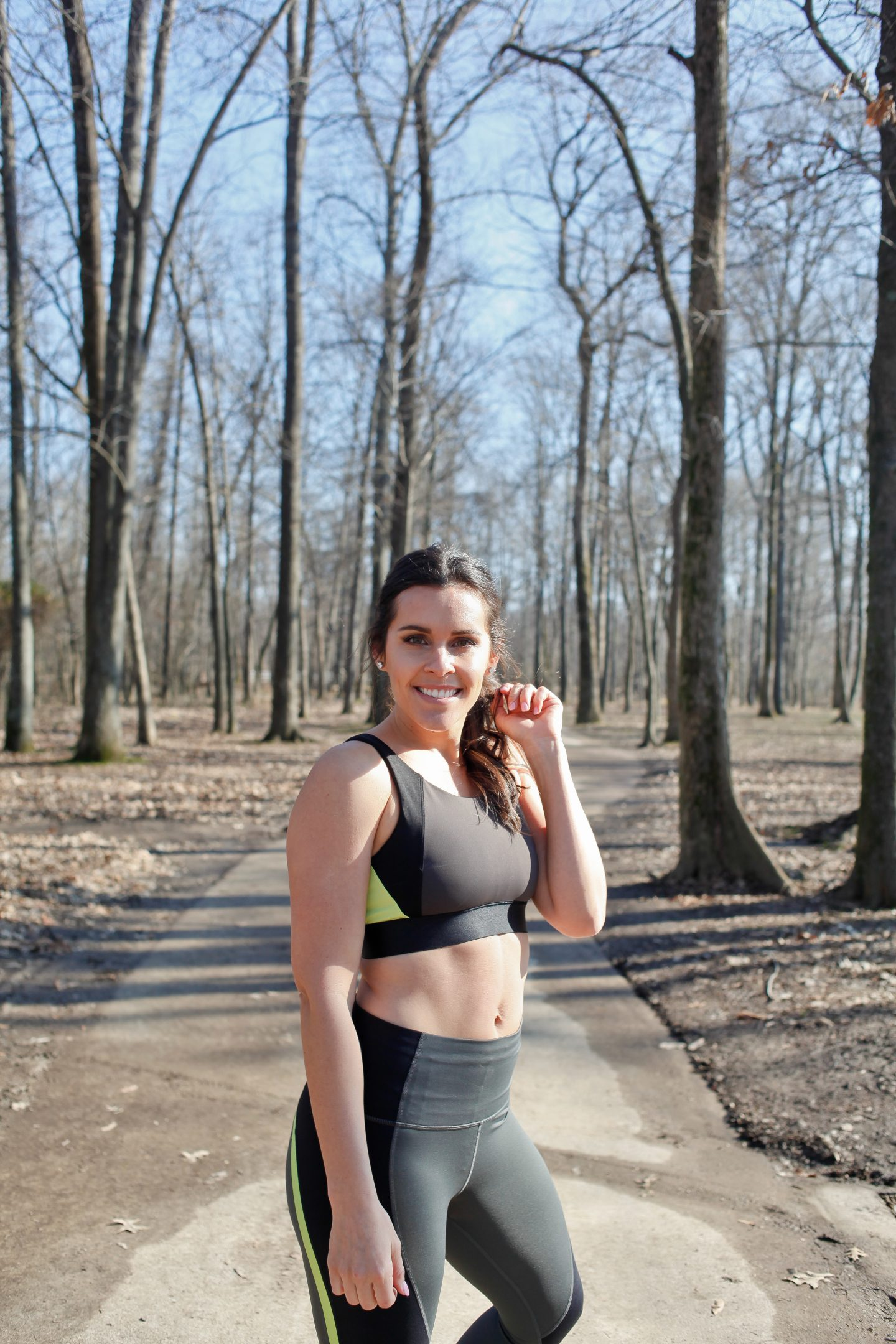 athleta running clothes fitness blogger