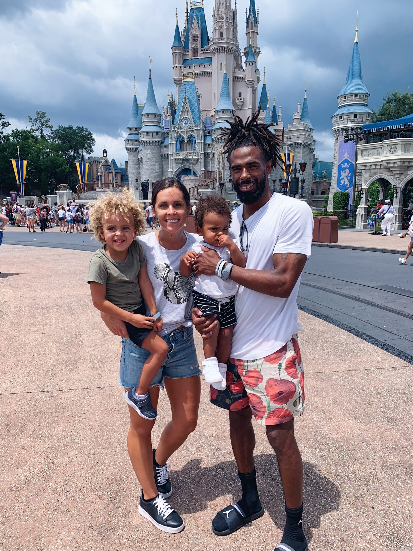 mike conley disney world