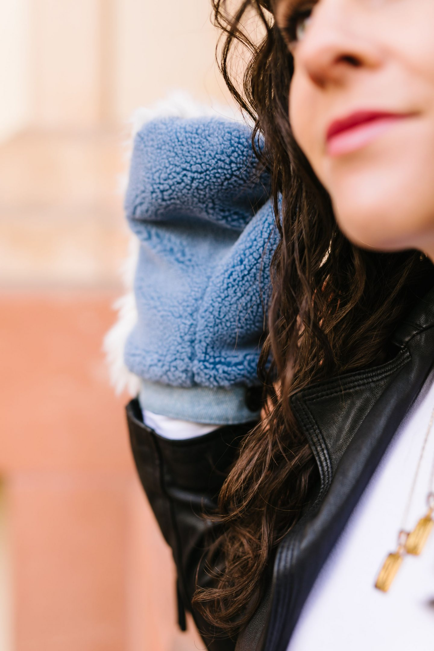 winter accessory chic mittens