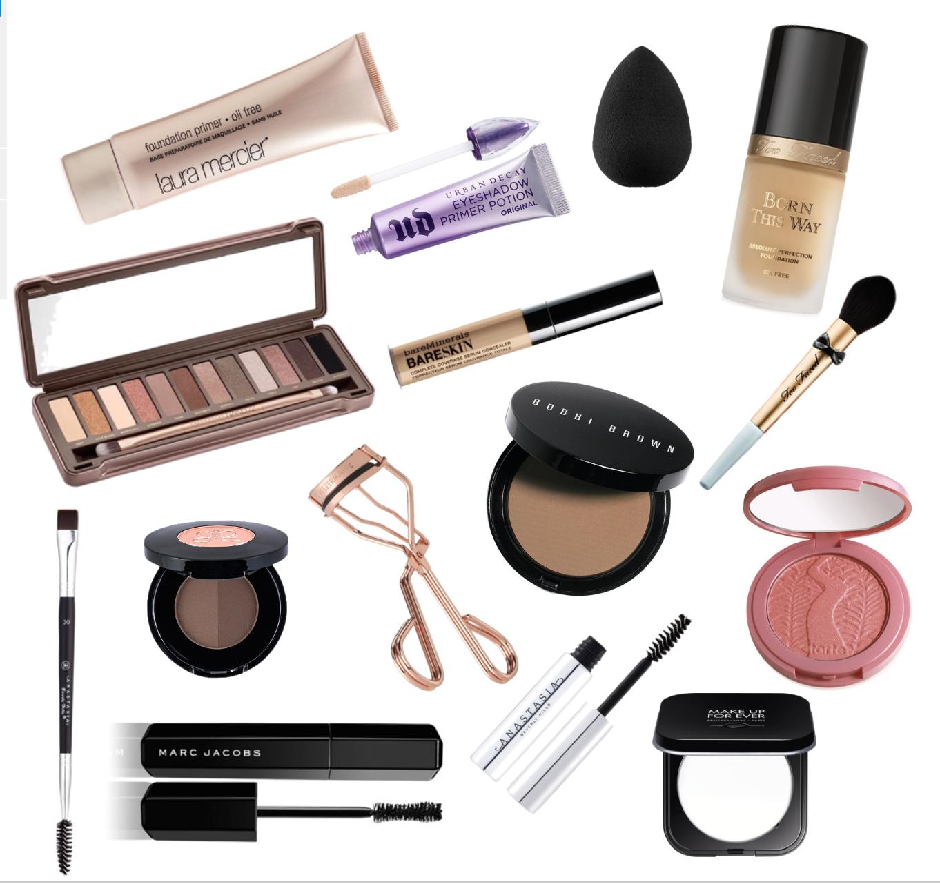 My Top Sephora Makeup Buys & Makeup Application Steps
